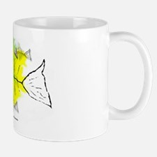 Laptop Fish Skin Mug