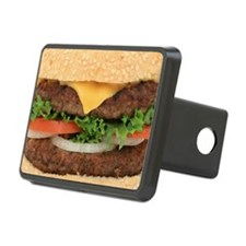 Funny Hamburger Hitch Cover