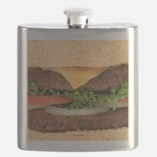 Funny Hamburger Flask