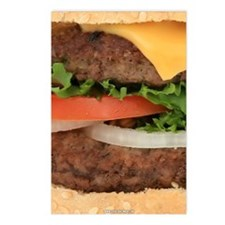Hamburger Postcards (Package of 8)