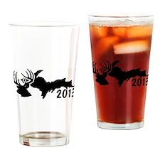 Yooper Upper Peninsula Hunting 2013 Drinking Glass