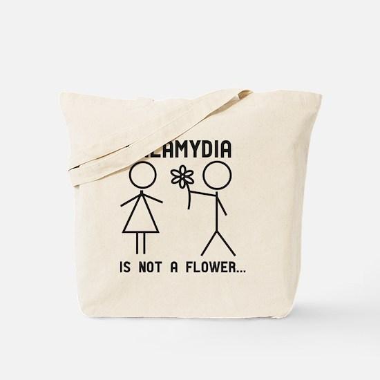 Clamydia Tote Bag