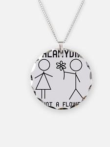 Clamydia Necklace