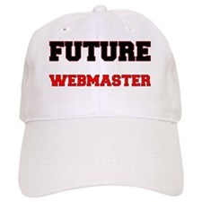 Future Webmaster Baseball Cap