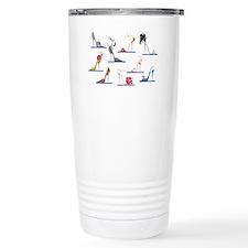 Shoes. Travel Coffee Mug