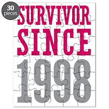 Survivor Since 1998 Puzzle