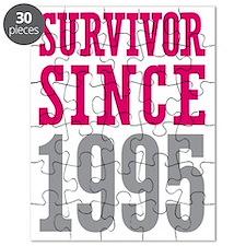 Survivor Since 1995 Puzzle