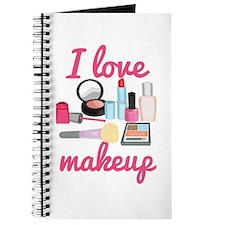 I love makeup Journal