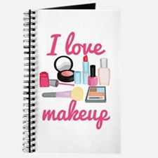 I love makeup Journal