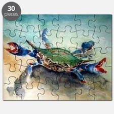 The Blue Crab Puzzle