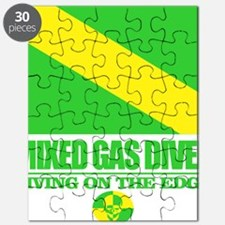 Mixed Gas Diver Puzzle