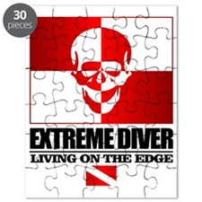 Extreme Diver (Skull) Puzzle