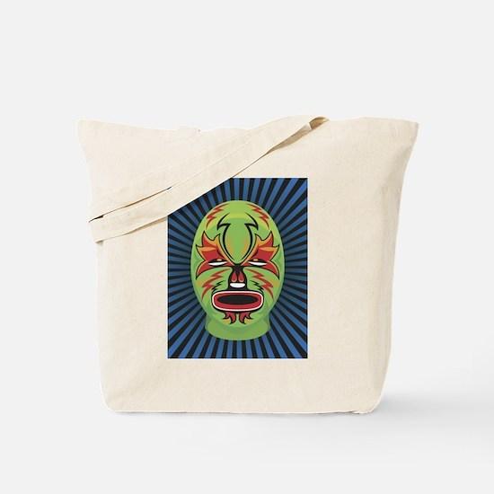 Luche Libre Bolt Tote Bag
