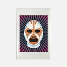 Luche Libre Mystery Rectangle Magnet (100 pack)