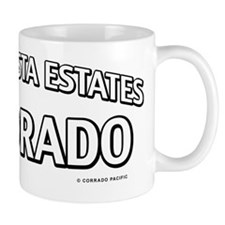 Monte Vista Estates Colorado Mug