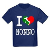 Kids italian Kids T-shirts (Dark)