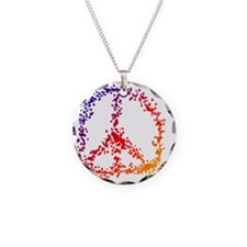 Rubber Duck Peace Necklace