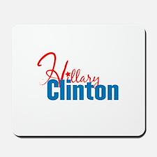 Hillary Clinton 2008 Mousepad