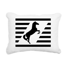 Norfolk and Southern tho Rectangular Canvas Pillow