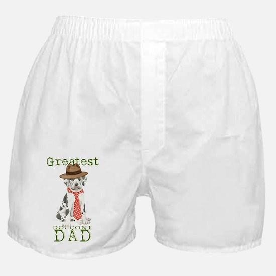 great dane dad1 Boxer Shorts