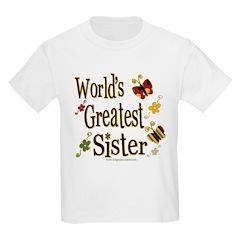 Sister Butterflies T-Shirt