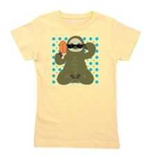 Ice Cold Slothsicle Girl's Tee