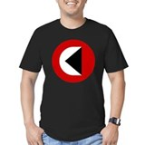 Cp rail Fitted T-shirts (Dark)