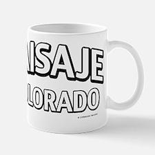 Paisaje Colorado Mug