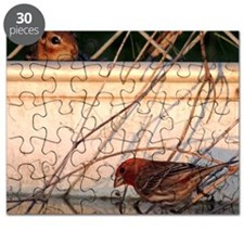 Peeping Chippy Puzzle
