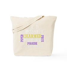 ocdcharmedwh Tote Bag