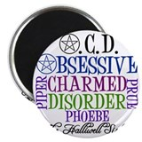 Charmedtv Magnets