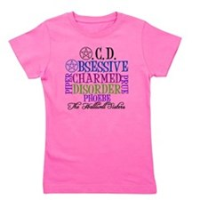 obsessivecharmedcolor Girl's Tee