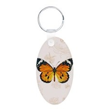 Butterfly iPhone5 Keychains