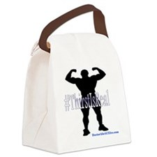 Thirst Is Real Man Canvas Lunch Bag