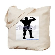 Thirst Is Real Man Tote Bag
