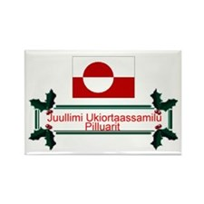 Greenland Juullimi.. Rectangle Magnet