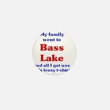 BL family Tee Mini Button