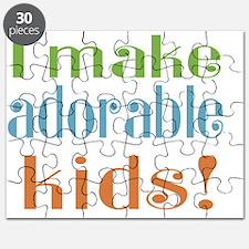 Adorable Kids Puzzle