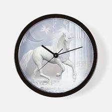 wu2_king_duvet_2 Wall Clock