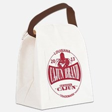 Cajun Brand Canvas Lunch Bag