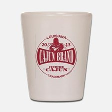 Cajun Brand Shot Glass