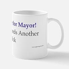 Anthony Weiner for Mayor Mug