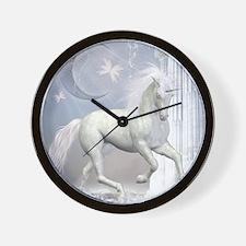 wu2_ipad Wall Clock