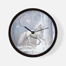 wu2_wooden  Wall Clock