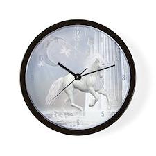 wu2_large_wall_clock_hell Wall Clock