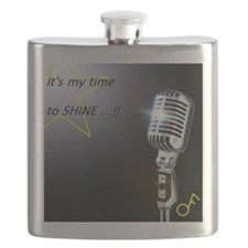 It's my time to shine Flask