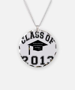Class Of 2013 Knowledge Necklace