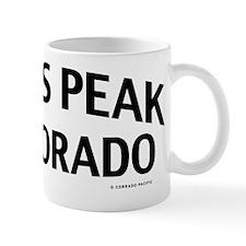 Pikes Peak Colorado Mug