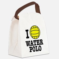 waterpolo Canvas Lunch Bag