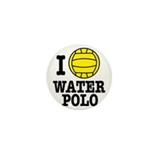 waterpolo Mini Button